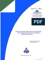 Analyse Des Entreprises Industrielles Au Maroc