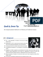 GST in India - Objectives, concerns and challenges