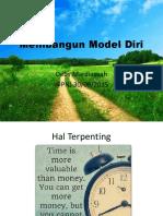 Membangun Model Diri