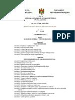Codul de Procedura Penala a Republicii Moldova