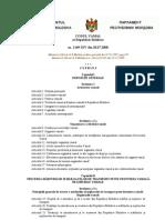 Codul Vamal Al Republicii Moldova
