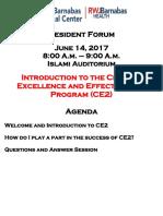 Resident Forum 6.14.17 Agenda (2)