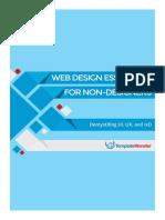 Web Design Essentials for Non Designers
