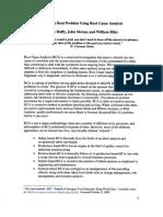 Root Cause Analysis- DuffyMoranRiley