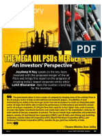 PSU Oil Merger