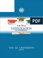 Convocation 2017 Proceedings