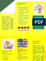 Leaflet Swamedikasi Flu Dan Batuk Kelompok 5