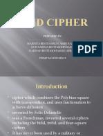 Bifid Cipher