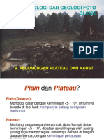 Mg 9 GMF Plateau n Karst.ppt