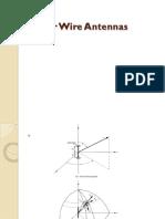 Linear Wire Antennas