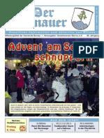 Der Bernauer - Dezember 2017