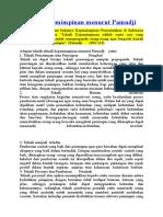 Teknik Kepemimpinan menurut Pamudji.doc
