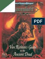 RR9 - Van Richten's Guide to the Ancient Dead.pdf