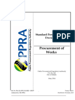 Prequalification Document Works - Revised 17 05 2014
