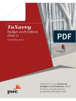 TaXavvy 2018 Budget-Part 1 (English)