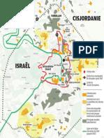 Jérusalem, une histoire de frontières