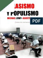 M.löwy&a.tosco - Clasismo YPopulismo (Textos)
