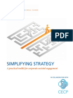 Simplifying Strategy Full Toolkit