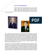 Samung Electronics - History