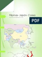 Xposicion Filipinas- Japón- Corea