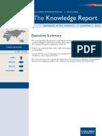 Bangkok Retail Market Report Q2 2010