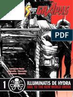 TOMOS Y GRAPAS Revista #1