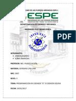 PRAC6-Programación en Códigos ISO-EIA
