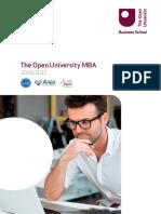 Open University Business school model