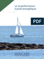 Moteur Economie d'énergie