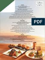 (TRI01344) JW Menu for Olive-Bistro Non-Veg A4 (HYD)