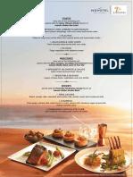 (TRI01344) JW Menu for Novotel HICC - La Cantina Veg A4 (HYD)
