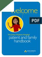The Johns Hopkins Hospital Patient Handbook