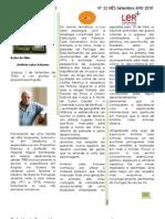 Boletim Informativo Setembro 2010