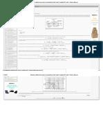 Ejemplo de Cálculo Del Par Motor en Sistema Lineal, Fresadora CNC