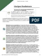 Wikipédia_Principes fondateurs — Wikipédia.pdf