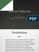 Multipel sklerosis