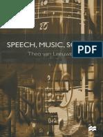 Theo Van Leeuwen (Auth.)-Speech, Music, Sound-Macmillan Education UK (1999)