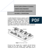 Network Design Case Study 1