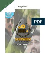 Showbiz Cabinet