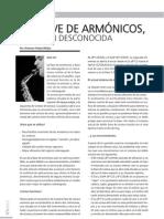 La llave de armónicos - Antonio Felipe