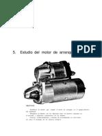 Curso de Electricidad Del Automovil - Estudio Del Motor de Arranque