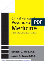 Clinical Manual of Psychosomatic Medicine A Guide Consultation-Liaison Psychiatry.pdf