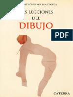 Las Lecciones Del Dibujo - Gómez Molina