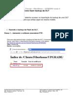 Tutorial FiberHome ANM2000 Versão 6 Como Fazer Backup Da OLT