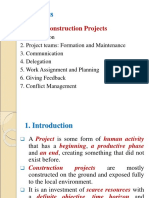 3. HRM in Const Projects