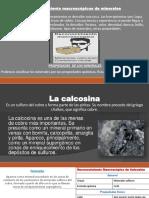 Métodos Del Reconocimiento de Minerales
