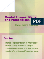 Mental Images, Maps, And Propositions