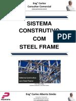 Sistema Construtivo Com Steel Frame