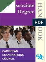 CAPE Associate Degree Handbook