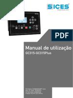 Manual Do Usuário GC315
